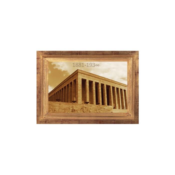 Atatürk Ve Türkiye Kanvas Tablo Anıtkabir 2 Kanvas Tablo 50x70 Cm
