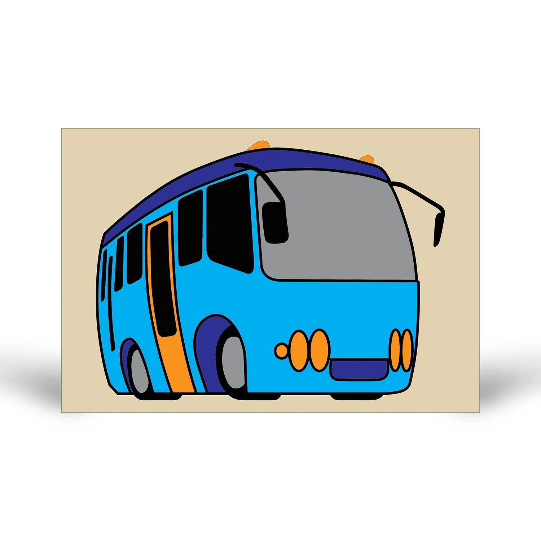 Tuz Boyama Otobüs 2 Tuz Boyama