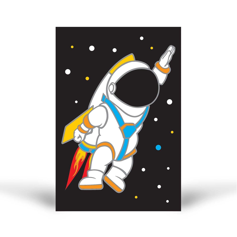 Tuz Boyama Urunleri Astronot 1 Tuz Boyama