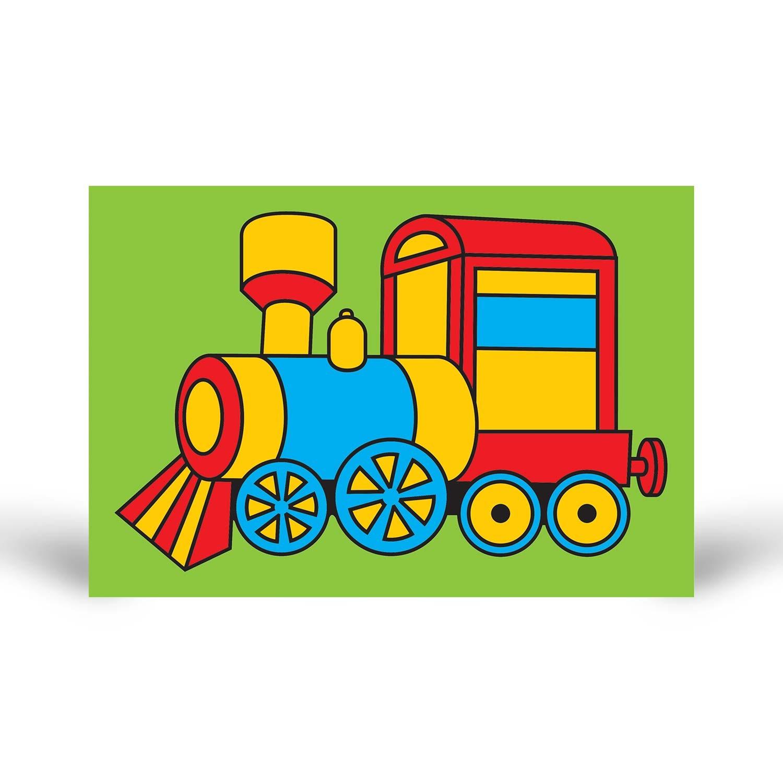 Tuz Boyama Tren Tuz Boyama
